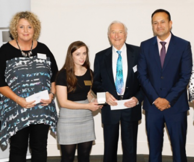 Laura Willis - Naughton Scholarship
