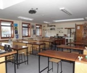 One of Three Science Labs